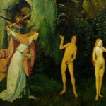 Hieronymous Bosch, Expulsion du Paradis