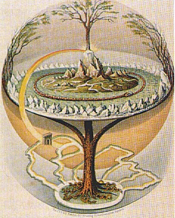 The-Yggdrasil-from-Prose-Edda